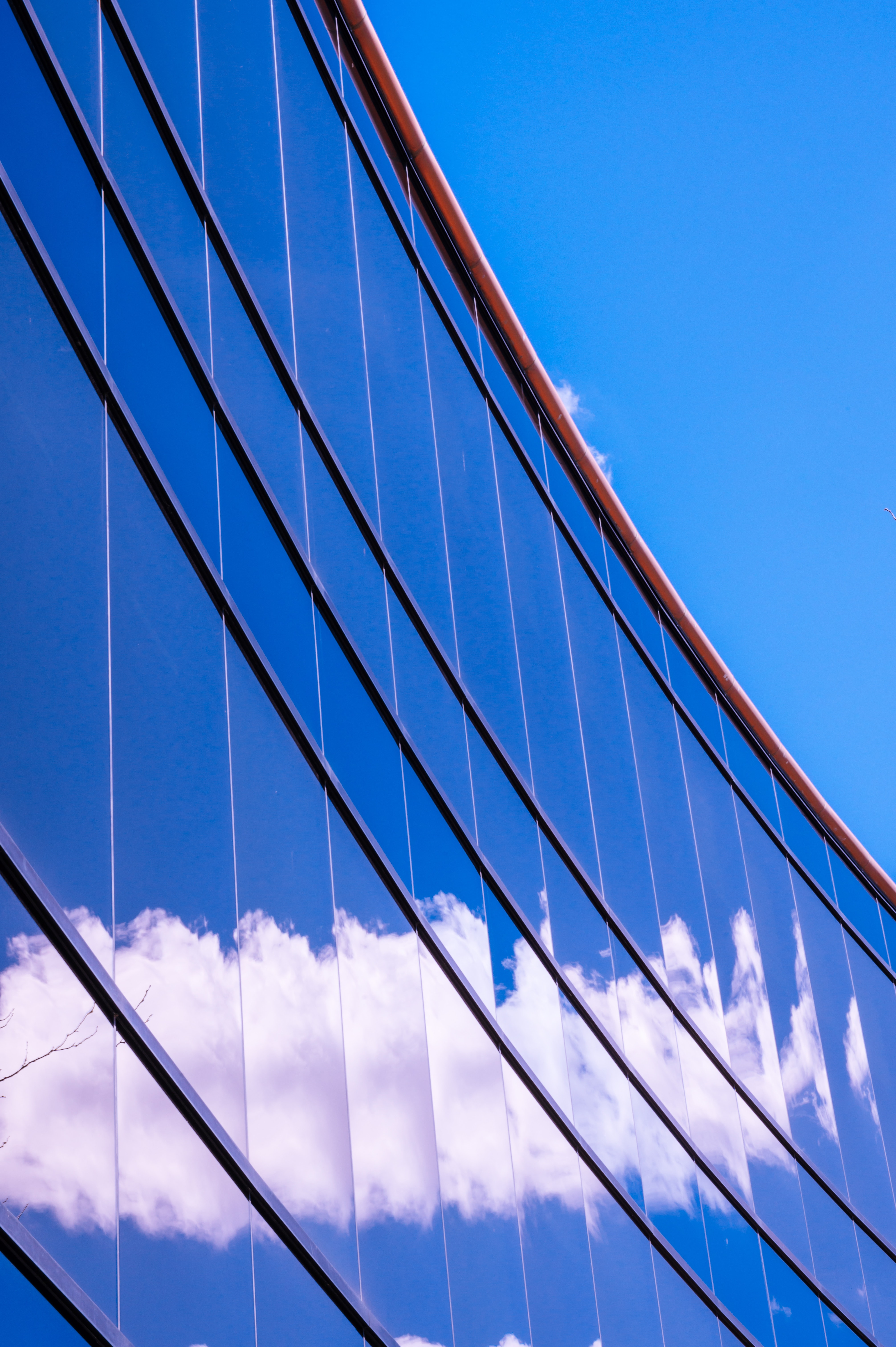 brown-and-blue-glass-building-2093076
