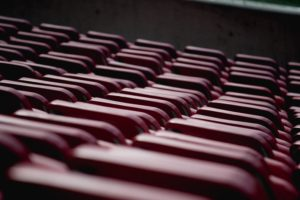 selective-focus-photograph-of-red-oval-shape-equipment-128431